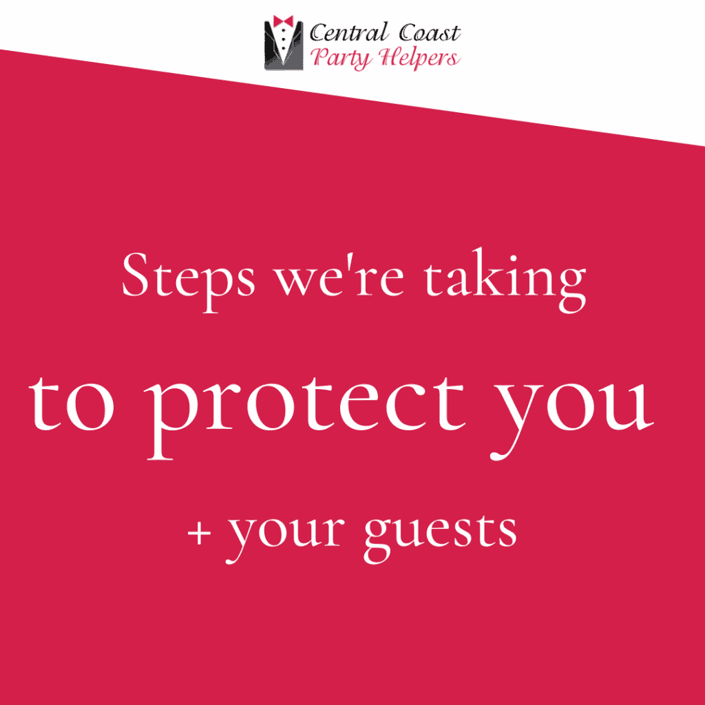 Steps we're taking to protect you and your guests